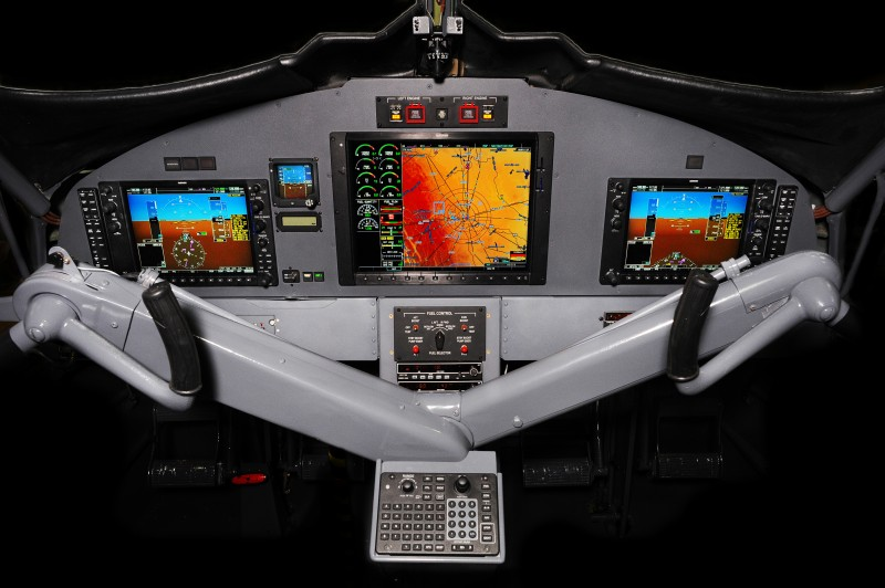 AeroCorp Avoinics - Garmin® G950 Retrofit for Twin Otter
